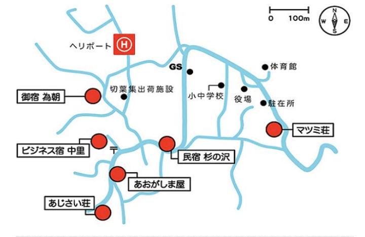 民宿マップ
